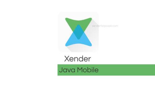 Xender para teléfonos Java