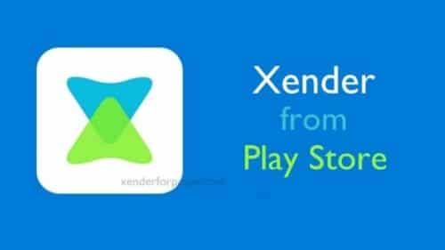 Descargar Xender Play Store